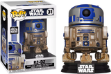 Star Wars - R2-D2 (Dagobah) US Exclusive Pop! Vinyl [RS] - Rogue Online Pty Ltd