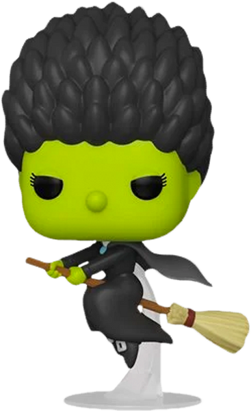 The Simpsons - Marge Simpson as Witch Pop! Vinyl Figure - Rogue Online Pty Ltd