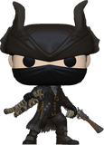 Bloodborne - The Hunter Metallic Pop! Vinyl Figure (RS)