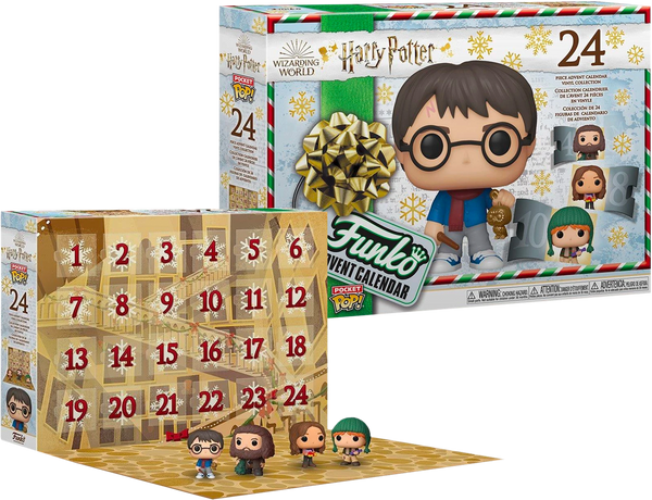 Harry Potter - Holiday Pocket Pop! Vinyl Advent Calendar - Rogue Online Pty Ltd