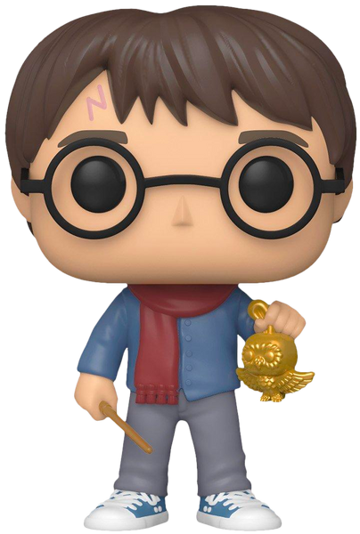 Harry Potter - Harry Potter Holiday Pop! Vinyl Figure - Rogue Online Pty Ltd