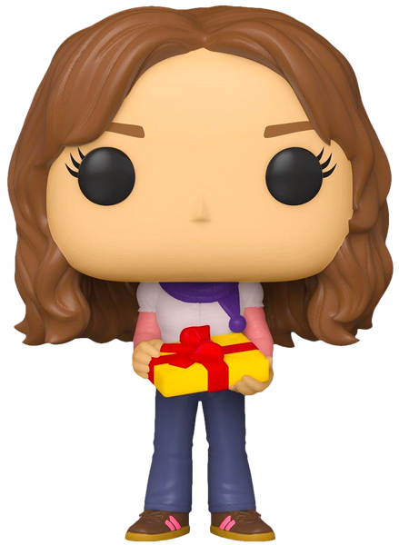Harry Potter - Hermione Granger Holiday Pop! Vinyl Figure - Rogue Online Pty Ltd