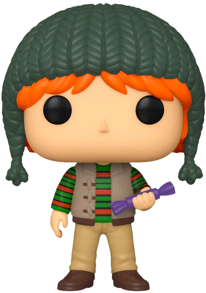 Harry Potter - Ron Weasley Holiday Pop! Vinyl Figure - Rogue Online Pty Ltd