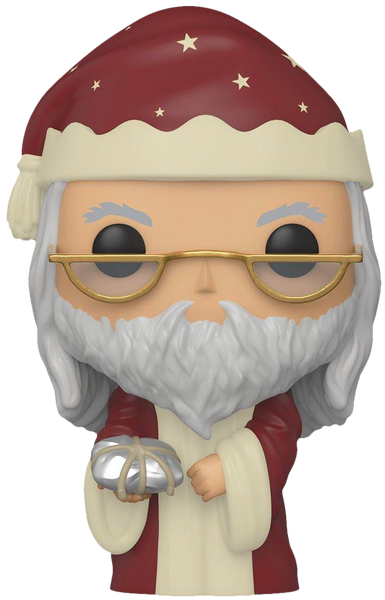Harry Potter - Albus Dumbledore Holiday Pop! Vinyl Figure - Rogue Online Pty Ltd