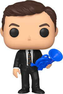 How I Met Your Mother - Ted Mosby with Blue French Horn Pop! Vinyl Figure