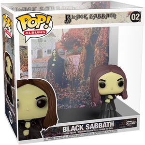 Black Sabbath - Black Sabbath Pop! Albums Vinyl Figure