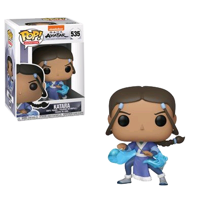 Avatar The Last Airbender - Katara Pop! Vinyl - Rogue Online Pty Ltd