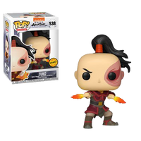 Avatar The Last Airbender - Zuko CHASE Pop! Vinyl BUNDLE - Rogue Online Pty Ltd