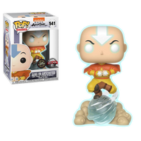 Avatar The Last Airbender - Aang on Bubble (with chase) US Exclusive Pop! Vinyl - Rogue Online Pty Ltd
