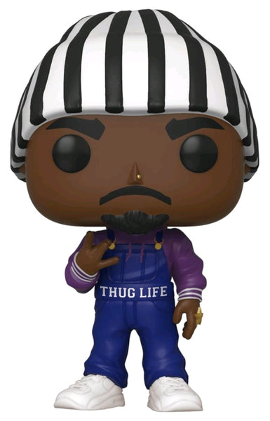 Tupac - Tupac Overalls US Exclusive Pop! Vinyl [RS] - Rogue Online Pty Ltd