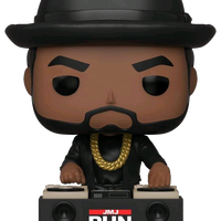 Run DMC - Jam Master Jay Pop! Vinyl