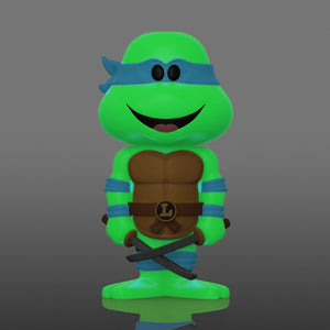 Teenage Mutant Ninja Turtles - Leonardo (with chase) Vinyl Soda - Rogue Online Pty Ltd