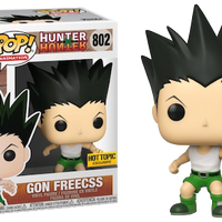 Hunter X Hunter - Gon Funko Pop! Vinyl - HOT TOPIC EXCLUSIVE - Rogue Online Pty Ltd