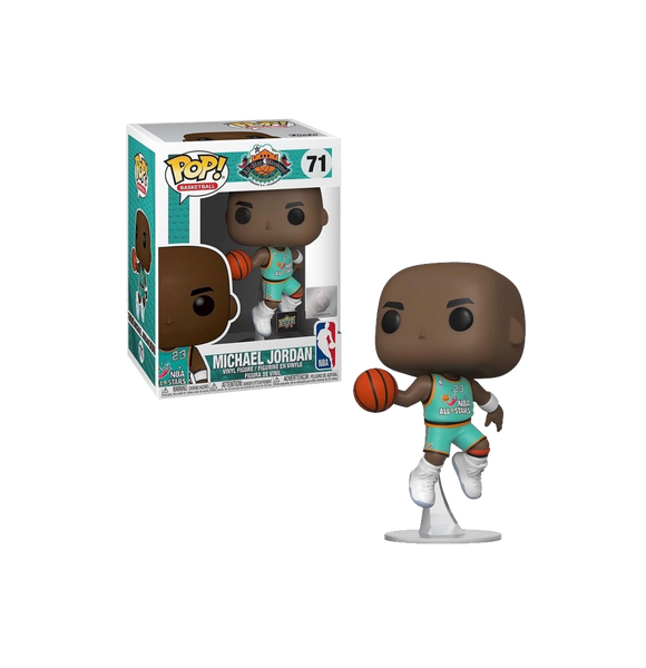 PRE-ORDER - NBA - Michael Jordan (1998 All Star Game) Pop Vinyl Figure UPPER DECK EXCLUSIVE - Rogue Online Pty Ltd