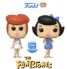 The Flintstones - Wilma Flintstone & Betty Rubble Bundle Pop! Vinyl