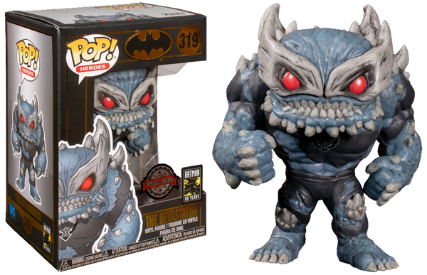 Batman - The Devastator US Exclusive Pop! Vinyl [RS] - Rogue Online Pty Ltd