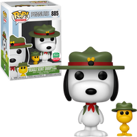 Beagle Scout Snoopy with Woodstock - PeanutsBeagle Scout Snoopy with Woodstock - Peanuts - FUNKO SHOP EXCLUSIVE