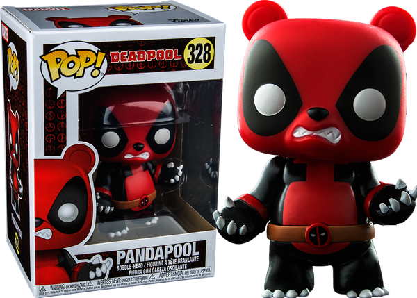 Deadpool - Pandapool US Exclusive Pop! Vinyl - Rogue Online Pty Ltd