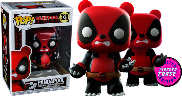 Deadpool - Pandapool (with chase) US Exclusive Pop! Vinyl - Rogue Online Pty Ltd