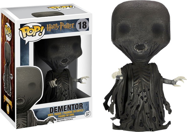 Harry Potter - Dementor Pop! Vinyl Figure - Rogue Online Pty Ltd