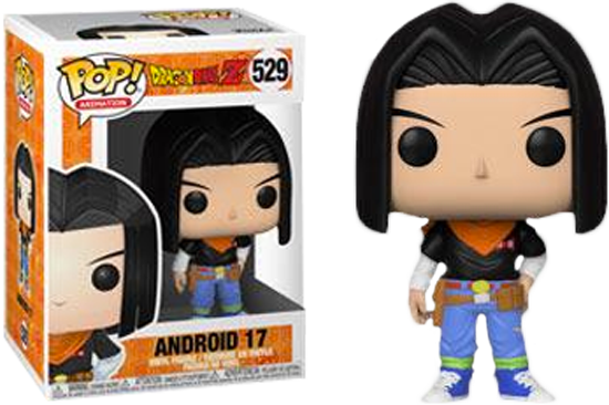 Dragon Ball Z - Android 17 Pop! Vinyl Figure - Rogue Online Pty Ltd