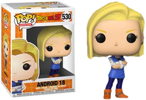 Dragon Ball Z - Android 18 Pop! Vinyl Figure - Rogue Online Pty Ltd