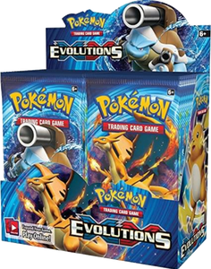 Pokemon TCG XY: Evolutions Booster Box - Rogue Online Pty Ltd