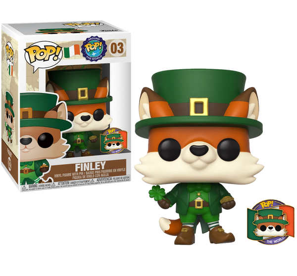 Finley - Around the World - Funko Shop Exclusive - Rogue Online Pty Ltd