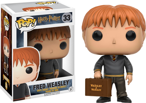 Harry Potter - Fred Weasley Pop! Vinyl Figure - Rogue Online Pty Ltd