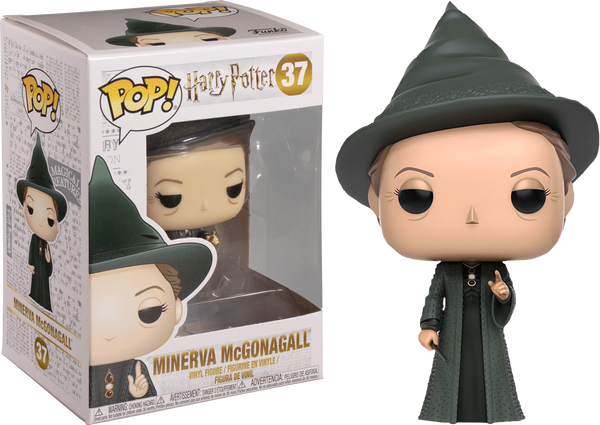 Harry Potter - Minerva McGonagall Pop! Vinyl Figure - Rogue Online Pty Ltd