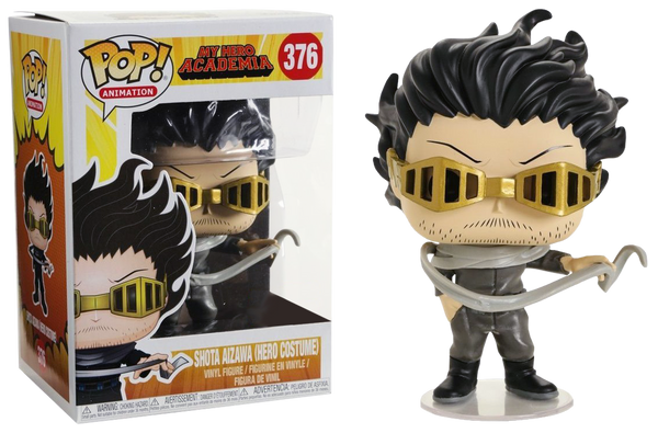 My Hero Academia - Shota Aizawa Hero Costume Pop! Vinyl Figure - Rogue Online Pty Ltd