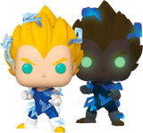 Dragon Ball Z - Vegeta Super Saiyan 2 (with chase) US Exclusive Pop! Vinyl - Rogue Online Pty Ltd