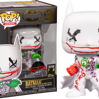 Batman Animated - Joker's Wild 80th Anniversary Pop! Vinyl [RS] - Rogue Online Pty Ltd