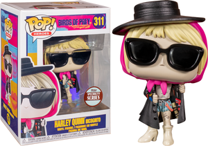 Birds of Prey - Harley Quinn (Incognito) Pop! Vinyl - Rogue Online Pty Ltd