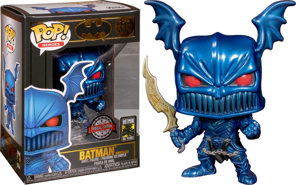 Batman - Batman (Merciless) 80th Anniversary Pop! Vinyl [RS] - Rogue Online Pty Ltd