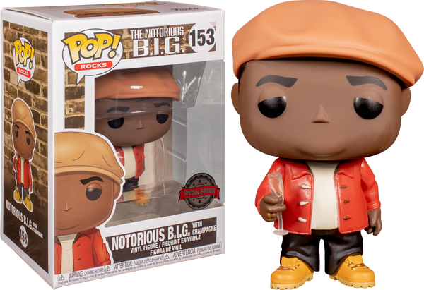 Notorious BIG - Notorious BIG Big Poppa Pop! Vinyl [RS] - Rogue Online Pty Ltd