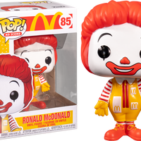 McDonalds - Ronald McDonald Pop! Vinyl - Rogue Online Pty Ltd