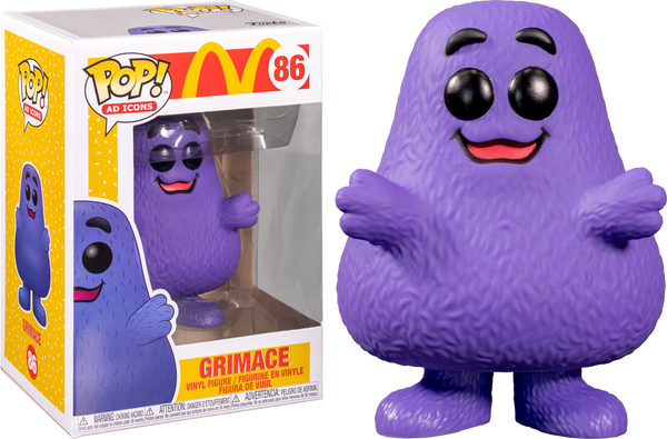 McDonalds - Grimace Pop! Vinyl - Rogue Online Pty Ltd