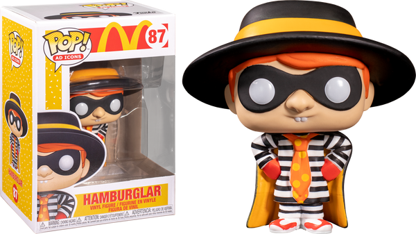 McDonalds - Hamburglar Pop! Vinyl - Rogue Online Pty Ltd