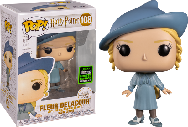 Harry Potter - Fleur Delacour ECCC 2020 Exclusive Pop! Vinyl - Rogue Online Pty Ltd