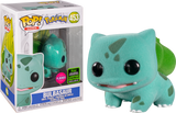 Pokemon - Bulbasaur Flocked ECCC 2020 Exclusive Pop! Vinyl - Rogue Online Pty Ltd