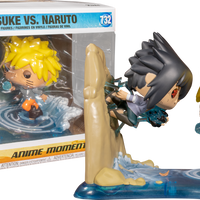 Naruto Shippuden - Naruto vs Sasuke Movie Moment Pop! Vinyl [RS] - Rogue Online Pty Ltd