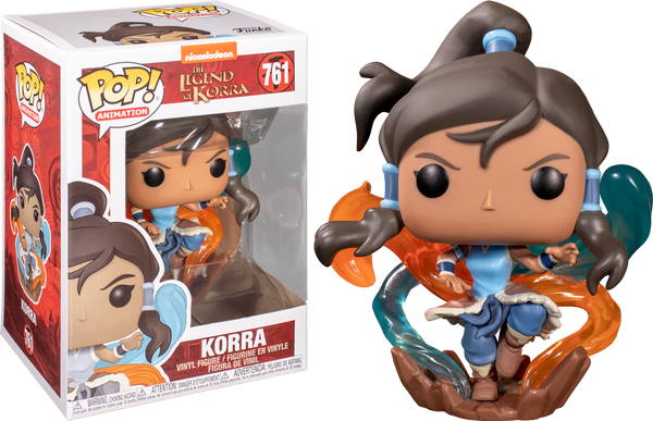 The Legend of Korra - Korra Pop! Vinyl - Rogue Online Pty Ltd
