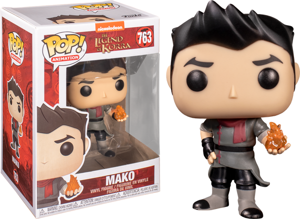 The Legend of Korra - Mako Pop! Vinyl - Rogue Online Pty Ltd