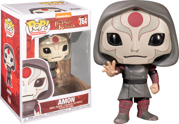 The Legend of Korra - Amon Pop! Vinyl - Rogue Online Pty Ltd