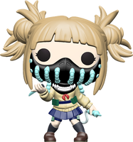 My Hero Academia - Himiko Toga with Face Cover Pop! Vinyl - Rogue Online Pty Ltd