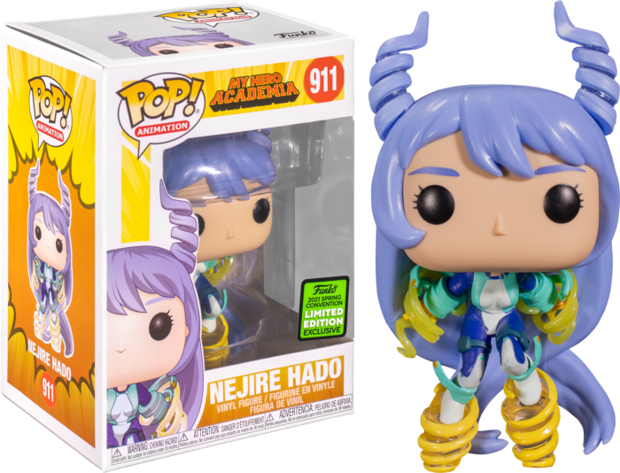 My Hero Academia - Nejire Hado Pop! Vinyl Figure (2021 Spring Convention Exclusive)  - US IMPORT