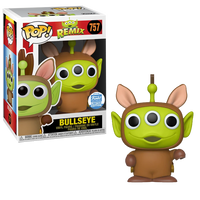 Alien as Bullseye - Remix Pop! Vinyl FUNKO SHOP EXCLUSIVE