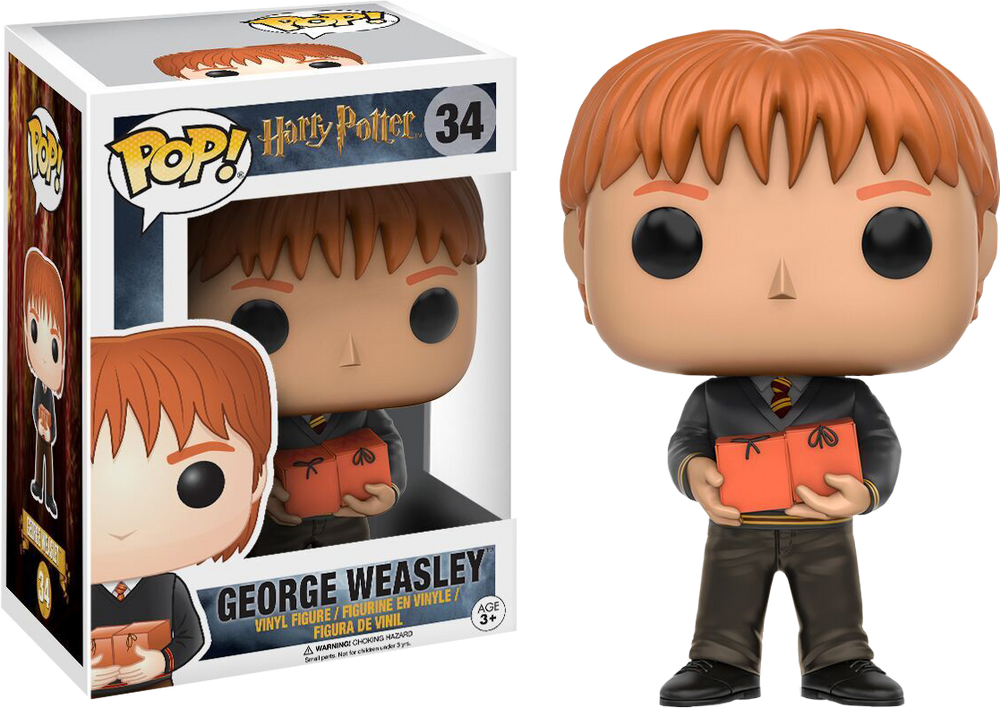 Harry Potter - George Weasley Pop! Vinyl Figure - Rogue Online Pty Ltd
