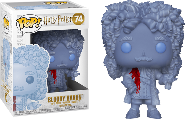 Harry Potter - Bloody Baron Pop! Vinyl Figure - Rogue Online Pty Ltd